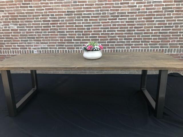 Tafel Laten Maken : Landelijke tafel laten maken groenentafels